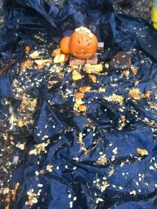 Pumpkin Smash 2014